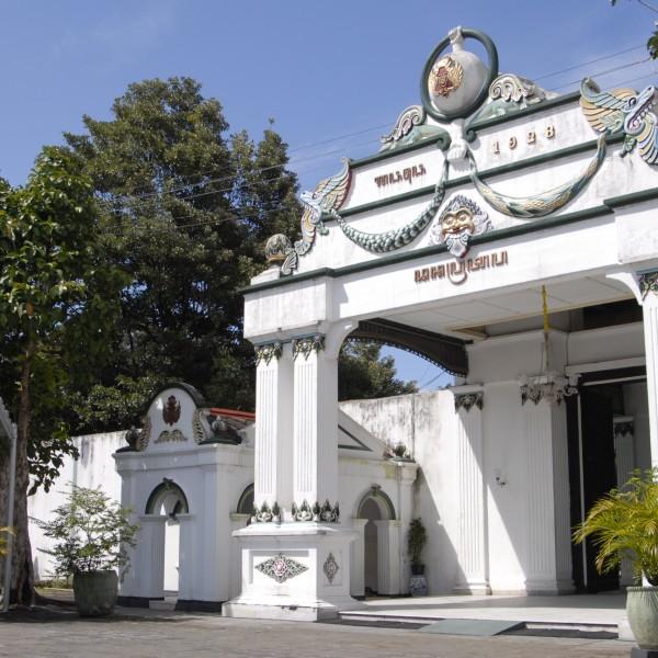 Rental Mobil ke Kraton Yogyakarta