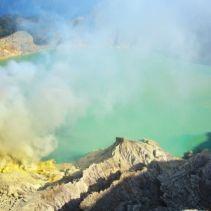 Overland Jawa Bali Tour-Kawah Gunung Ijen