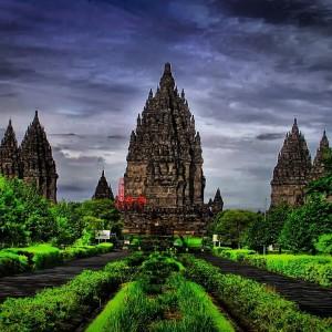 Yogyakarta Tour - candi prambanan