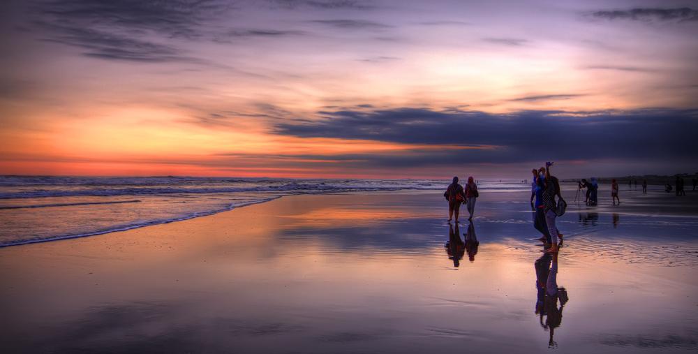 sunset-pantai-parangtritis-2
