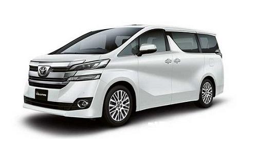 Toyota All New Alphard