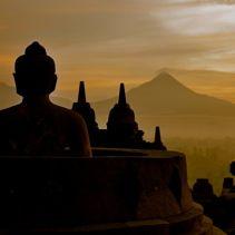 Sunrise Borobudur