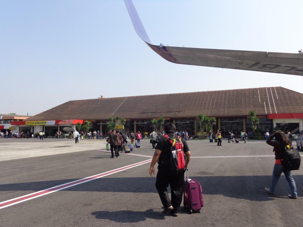 Adisucipto International Airport Yogyakarta