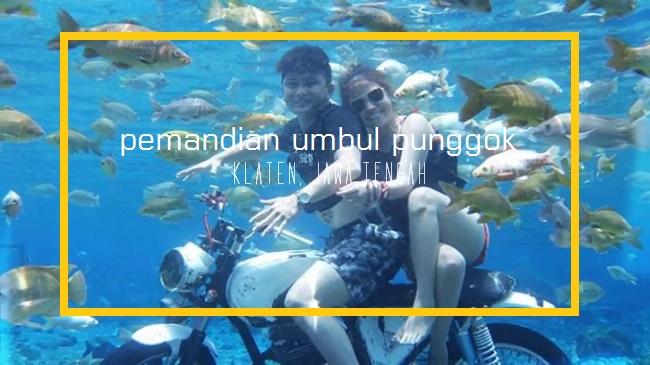 17 Tempat Wisata di Yogyakarta Terpopuler - Umbol Ponggok