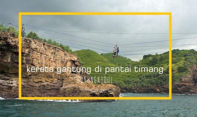 17 Tempat Wisata di Yogyakarta Terpopuler-pantai timang