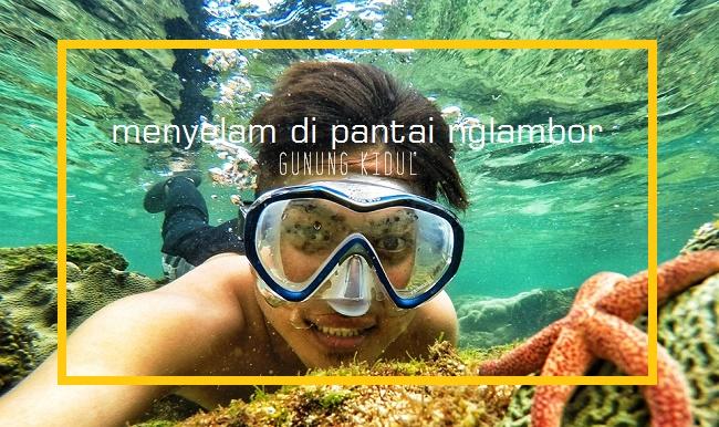 17 Tempat wisata di Yogyakarta Terpopuler - Pantai Nglambor