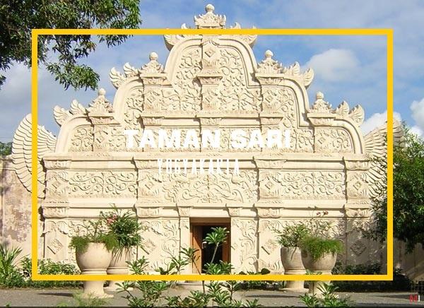 17 Tempat wisata di Yogyakarta Terpopuler - Taman Sari