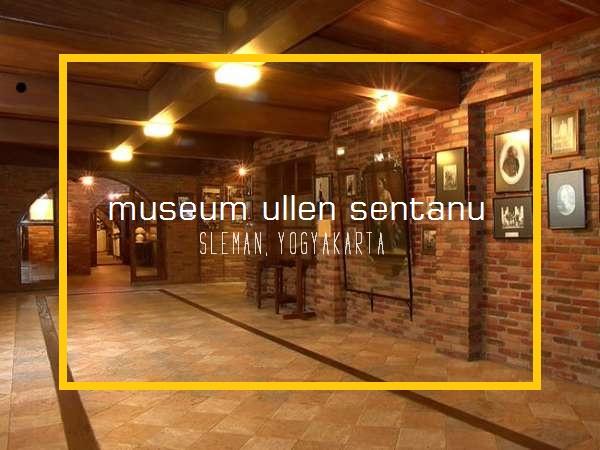 17 Tempat wisata di Yogyakarta Terpopuler - museum ulensentanu