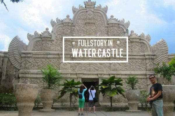 Taman Sari - Tour ke Tempat Wisata di Jogja dengan Sewa Mobil