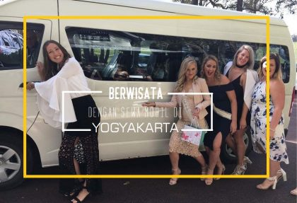 Berwisata dengan Sewa Mobil Hiace di Yogyakarta