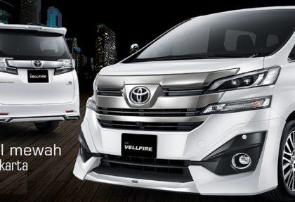 Rental Mobil Mewah di Yogyakarta