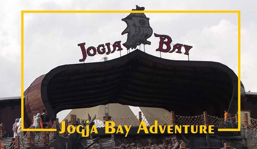 tempat wisata di sekitar airport yogyakarta - Jogja Bay