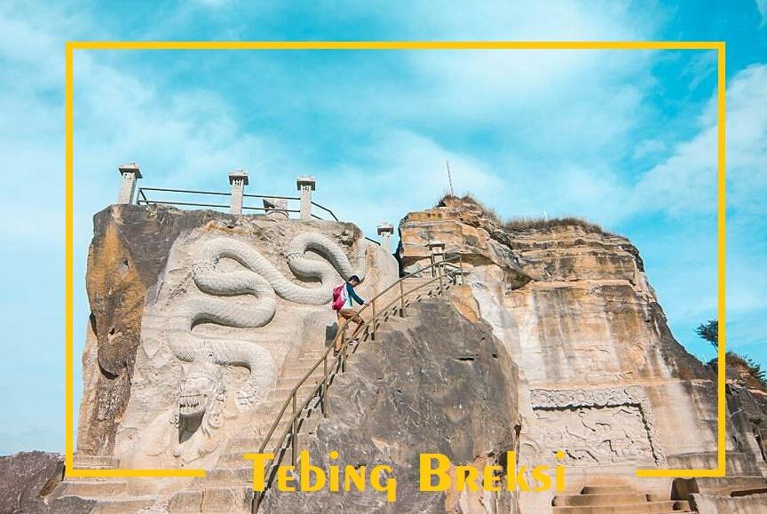 tempat wisata di sekitar airport yogyakarta - tebing breksi