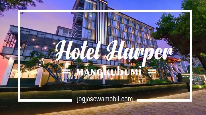 Hotel Berbintang Di Jogja Daerah Malioboro - hotel Harper Mangkubumi
