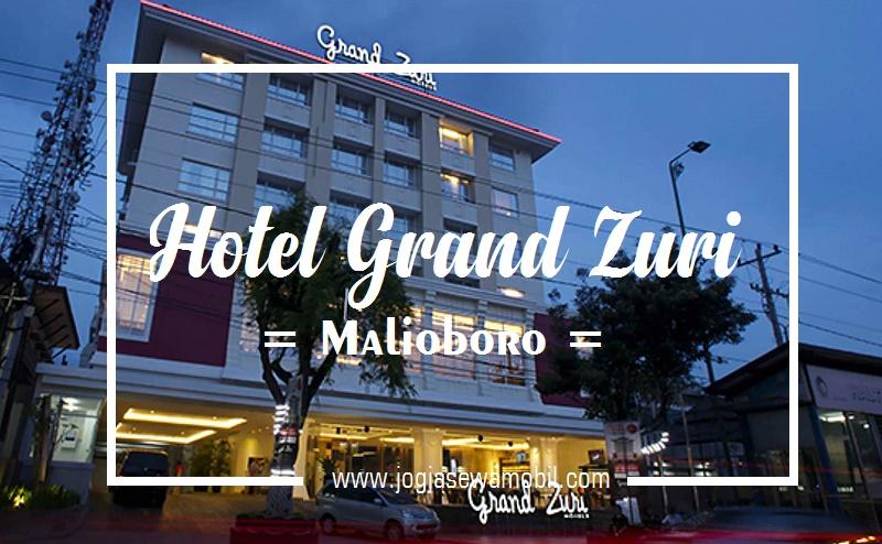 Hotel Berbintang Di Jogja Daerah Malioboro - hotel grand zuri malioboro