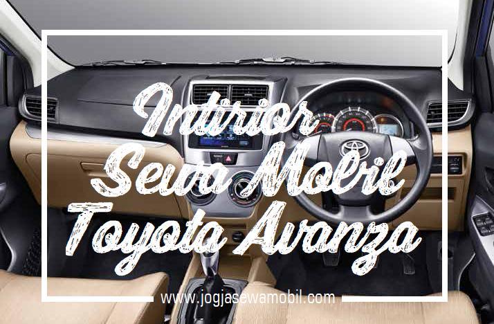 Sewa Mobil Avanza Yogyakarta
