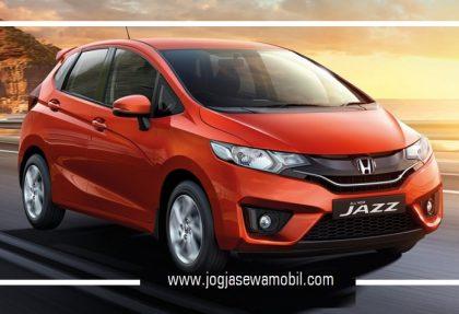 Rental Mobil Honda Jazz di Yogyakarta